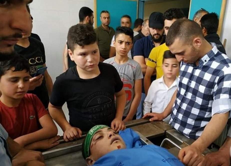 İsrail rejimi qüvvələri Əqsa məscidinə cümə namazına gedən fələstinlini şəhid edib