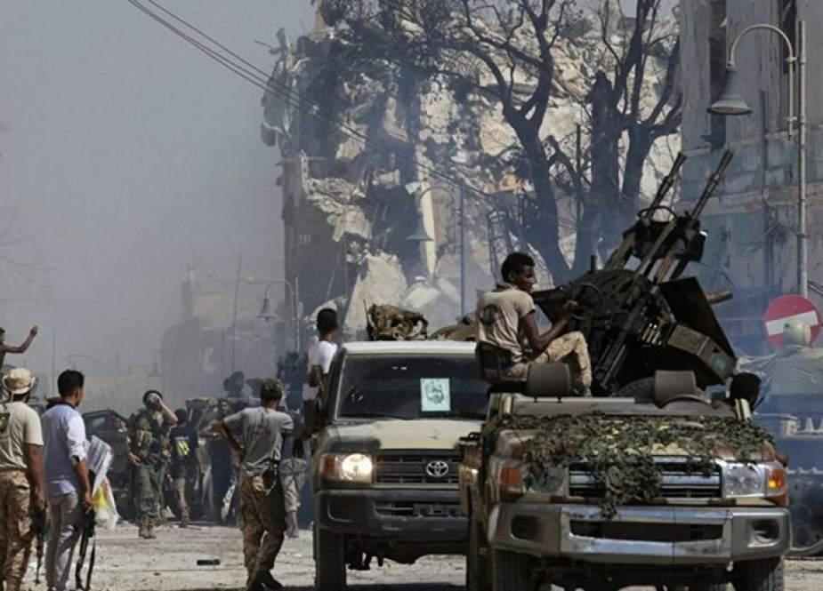 لیبی صحنه منازعات طرفهای فرامنطقهای؛ دخالت امارات بحران را پیچیدهتر کرد