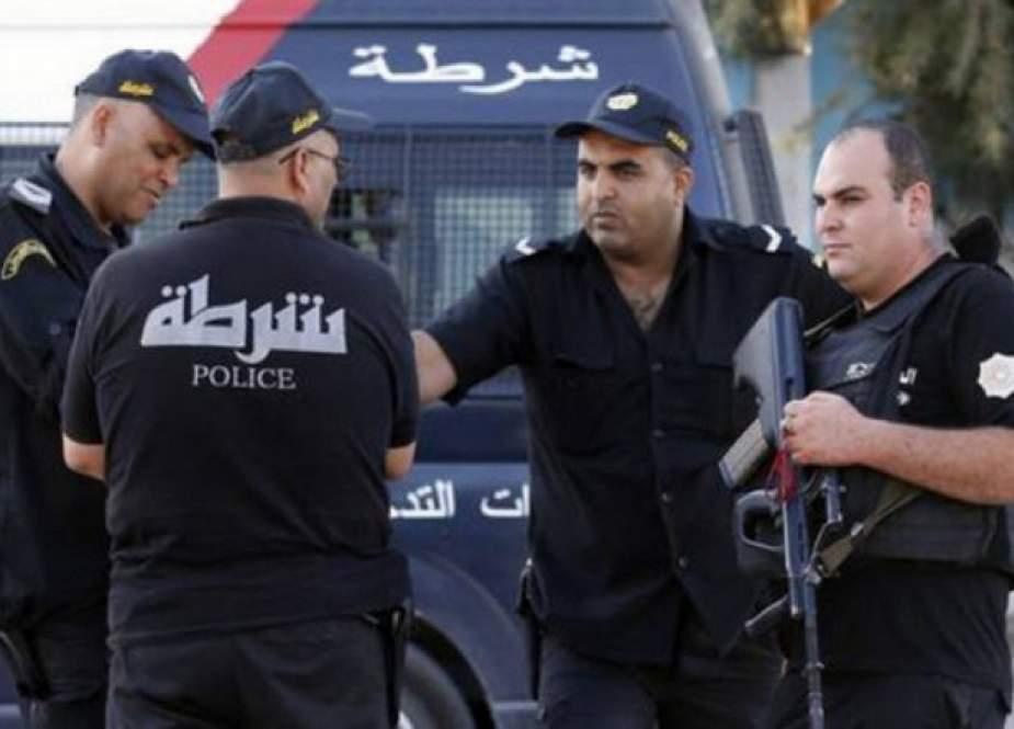 وقوع یک انفجار انتحاری در غرب تونس
