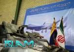 Kepingan Drone RQ-4 Global Hawk AS