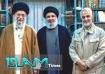 """Pertemuan Langka: Pemimpin Revolusi, Sekjen Hizbullah dan Mayjen Qassem Soleimani  <img src=""""https://cdn.islamtimes.org/images/picture_icon.gif"""" width=""""16"""" height=""""13"""" border=""""0"""" align=""""top"""">"""