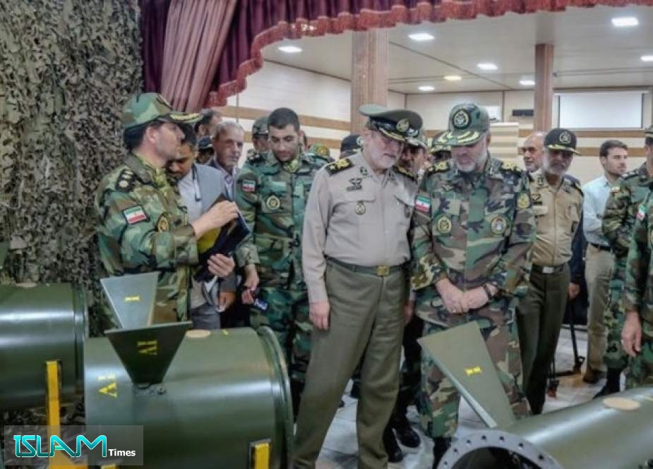 Iran unveils kit to turn artillery rockets into guided missiles