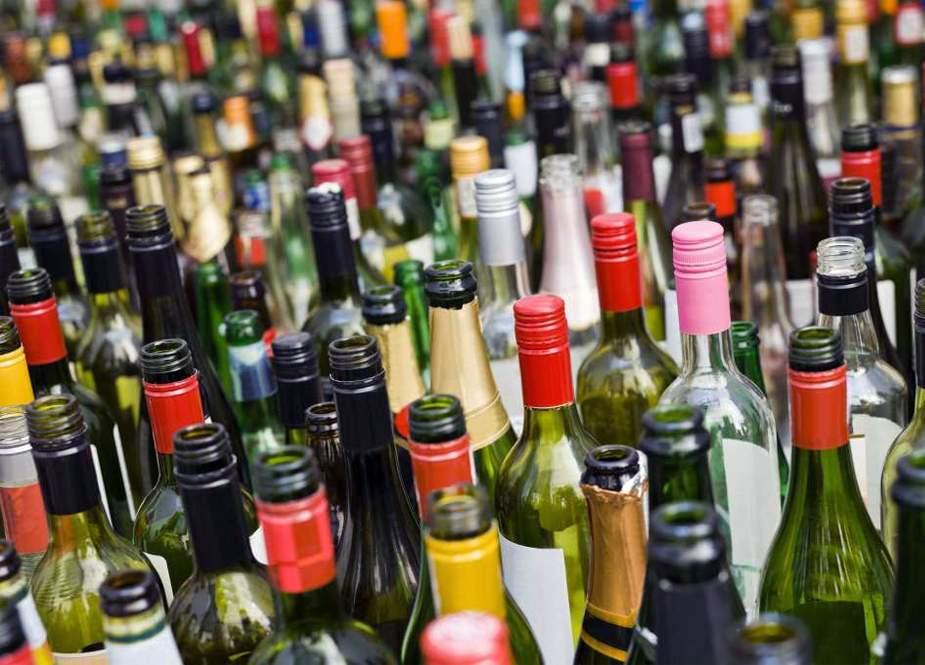 کراچی، سفارتی سامان کی آڑ میں شراب اسمگل کرنے کی کوشش ناکام