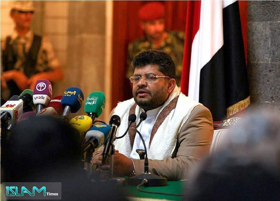 ریاض معاہدے کا یمنیوں کیساتھ کوئی تعلق نہیں، محمد علی الحوثی