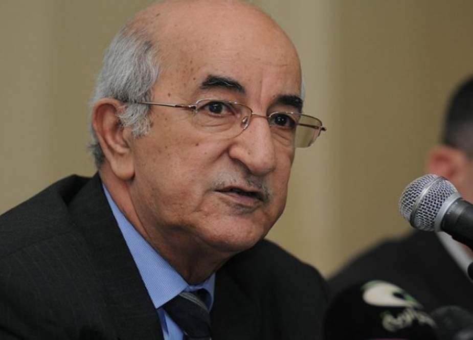 Abdelmadjid Tebboune has won Algeria's presidential.jpg