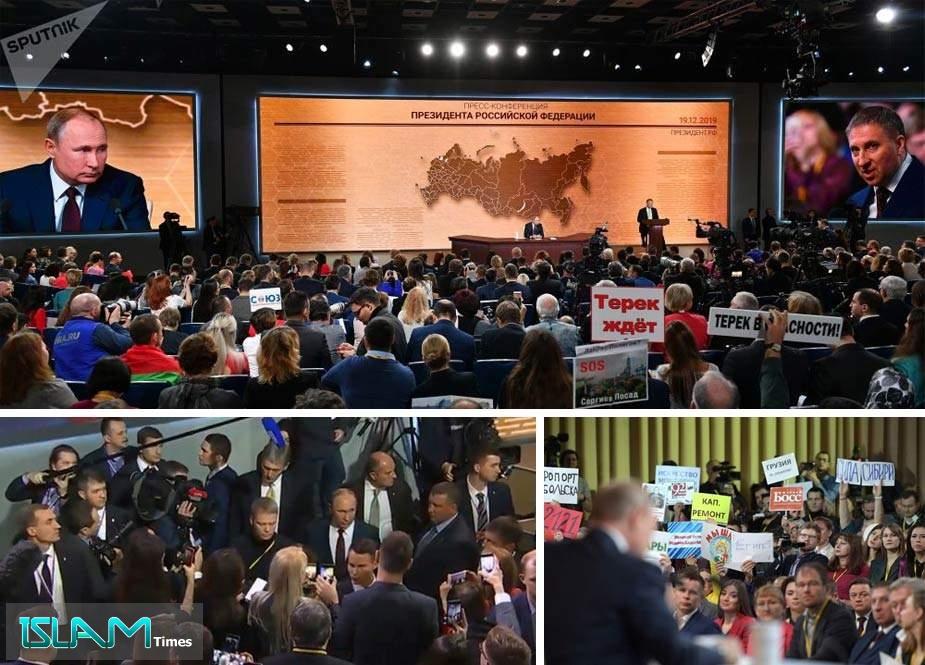 Putin: Rusiya ABŞ-ın sanksiyalarına cavab verəcək!