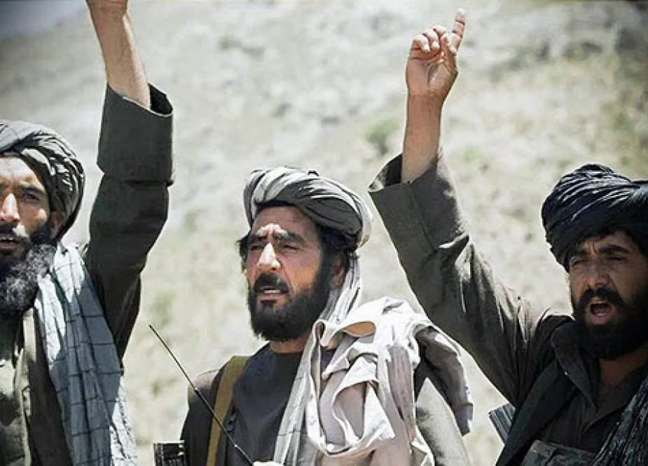 بازی جنگ و صلح در افغانستان