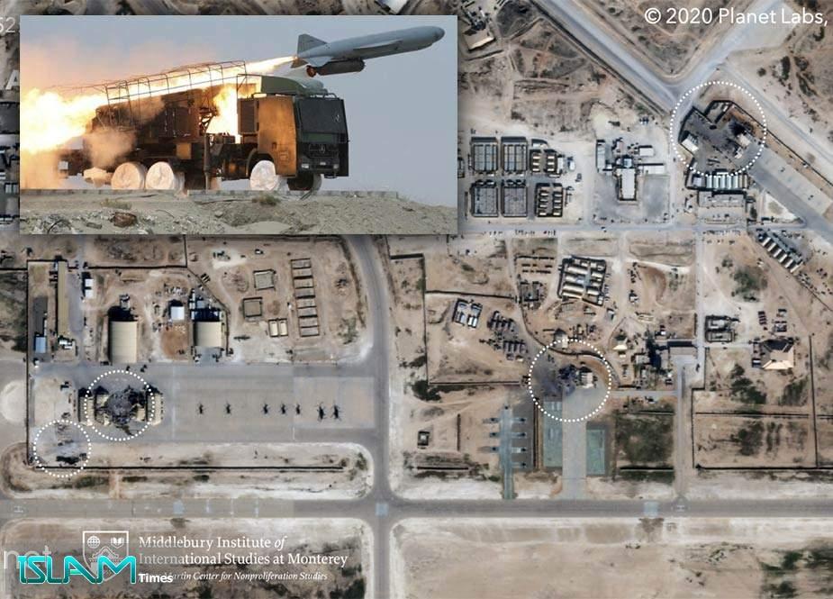 İran ABŞ bazasının radar sistemini tamami ilə məhv edib