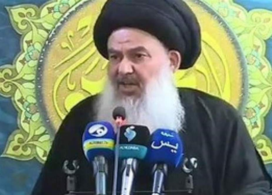عراقیها هم همانند ایران باید قوی شوند تا در مقابل آمریکا ایستادگی کنند