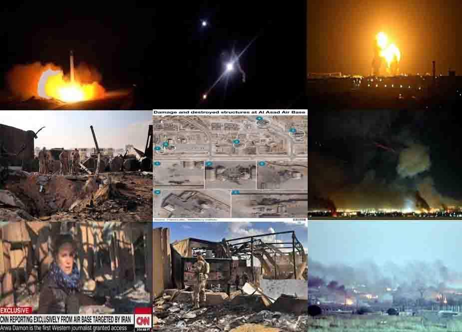 ایرانی جوابی کارروائی میں 285 امریکی فوجی ہلاک و زخمی ہوئے ہیں، امریکہ کا اعتراف