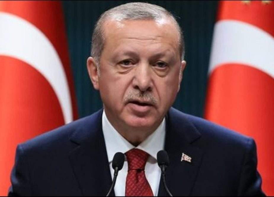 ترکی نے ٹرمپ کا فلسطین اسرائیل امن منصوبہ ناقابل قبول قرار دیدیا