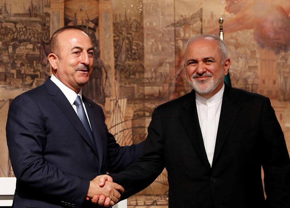 İran və Türkiyə ABŞ-a qarşı birləşir