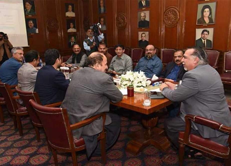 ایم کیو ایم کے تمام تر مطالبات مانے جارہے ہیں، گورنر سندھ