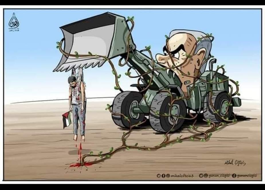 Sionizmin insanlıqa qarşı cinayət maşını