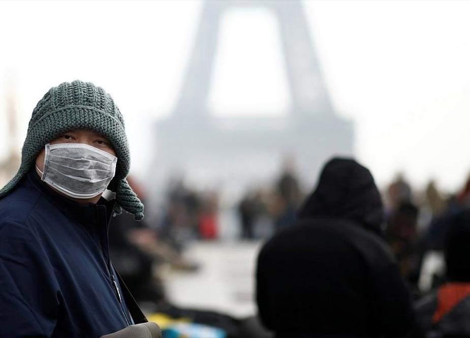 Fransa da koronavirusu cilovlaya bilmir