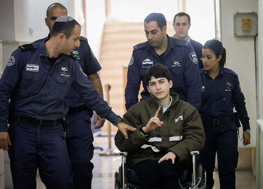Sionist rejim həbsxanalarında 6000-ə yaxın fələstinli var