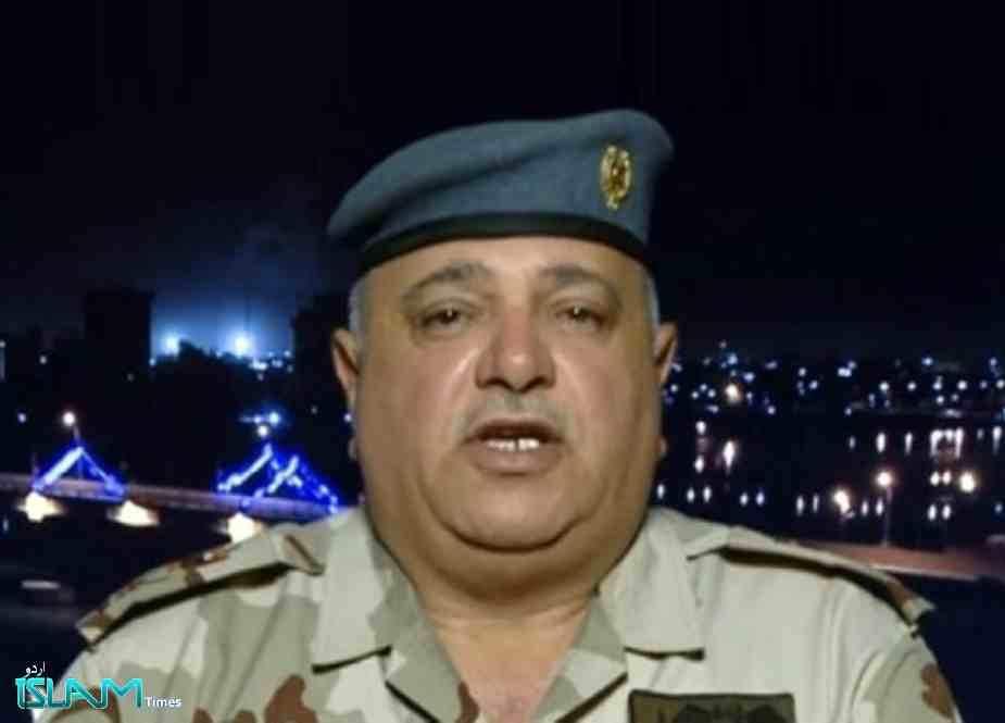 ٹائم فریم پر مبنی امریکی انخلاء شروع ہو چکا ہے، عراقی مشترکہ آپریشن روم