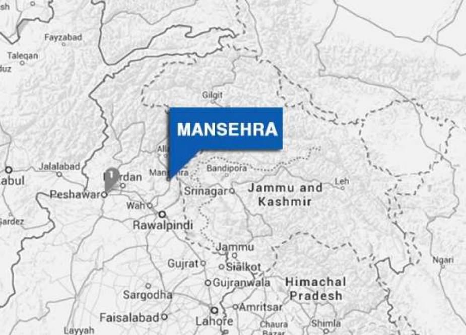 مانسہرہ، باراتیوں کی گاڑی کھائی میں گرنے سے دلہن سمیت 5 افراد جاں بحق