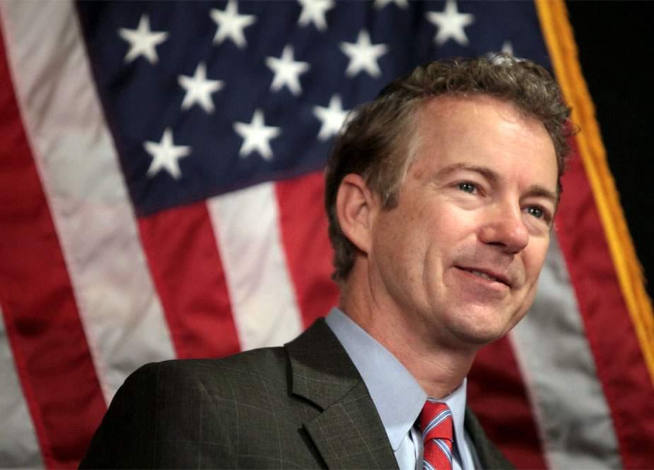 Amerikalı senator Rend Pol koronavirusa yoluxub