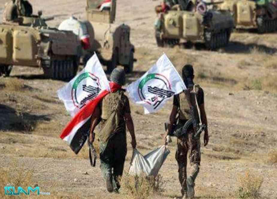 عقب نشینی کے بعد حشد الشعبی پر امریکی حملوں کا خطرہ موجود ہے، عراقی تجزیہ نگار