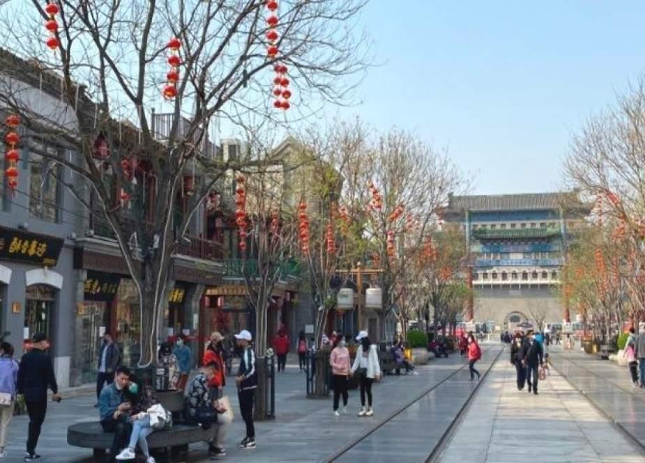 چین نے کورونا کو شکست دے کر ووہان شہر کھول دیا