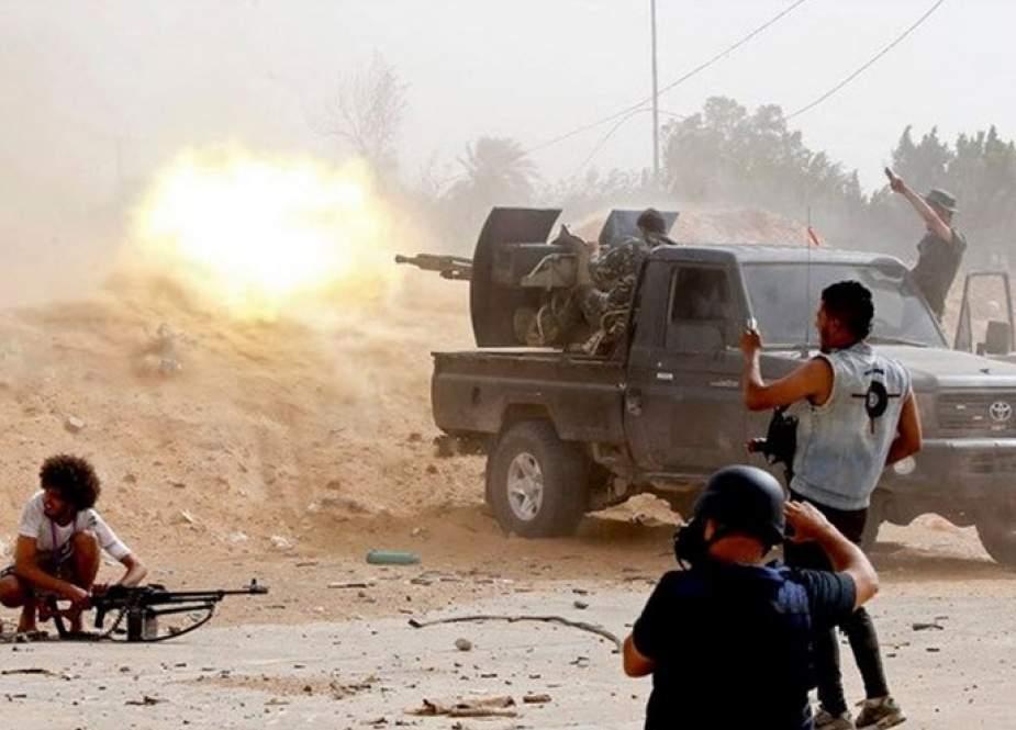 تمرکز«الوفاق» بر«ترهونه»؛ نبرد سرنوشتساز برای فتح دژ استراتژیک حفتر