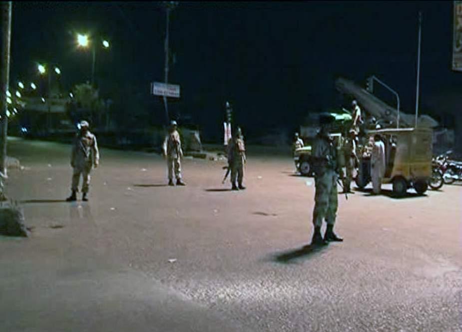 سندھ میں شام 5 تا رات 8 بجے شہریوں کے گھروں سے نکلنے پر پابندی عائد