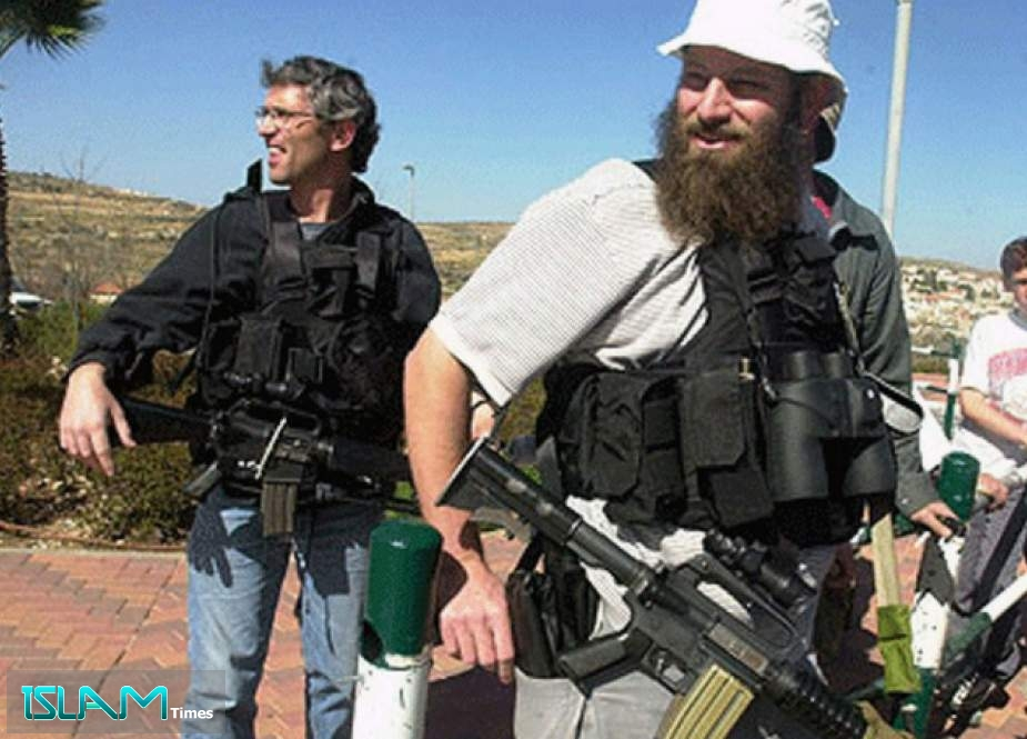 Israeli Settlers Attacks against Palestinians Rise Noticeably: Rights Group