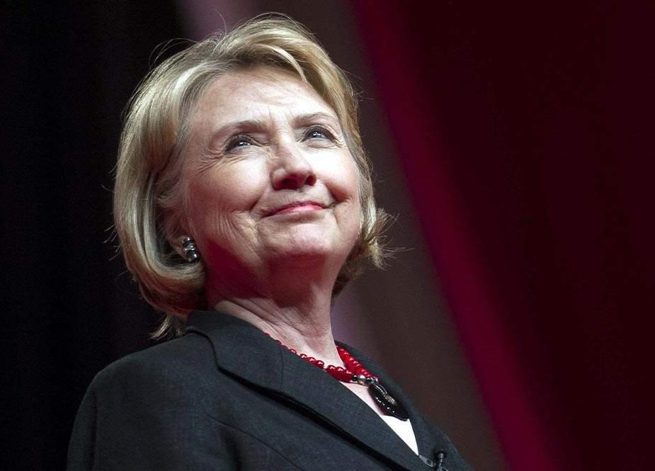 Hillari Klinton prezident kimi Co Baydenin namizədliyini dəstəkləyib