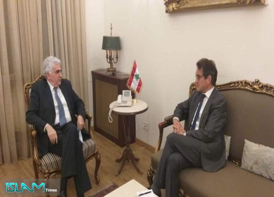 Lebanese Foreign Minister Summons the German ambassador in Beirut over Hezbollah Designation