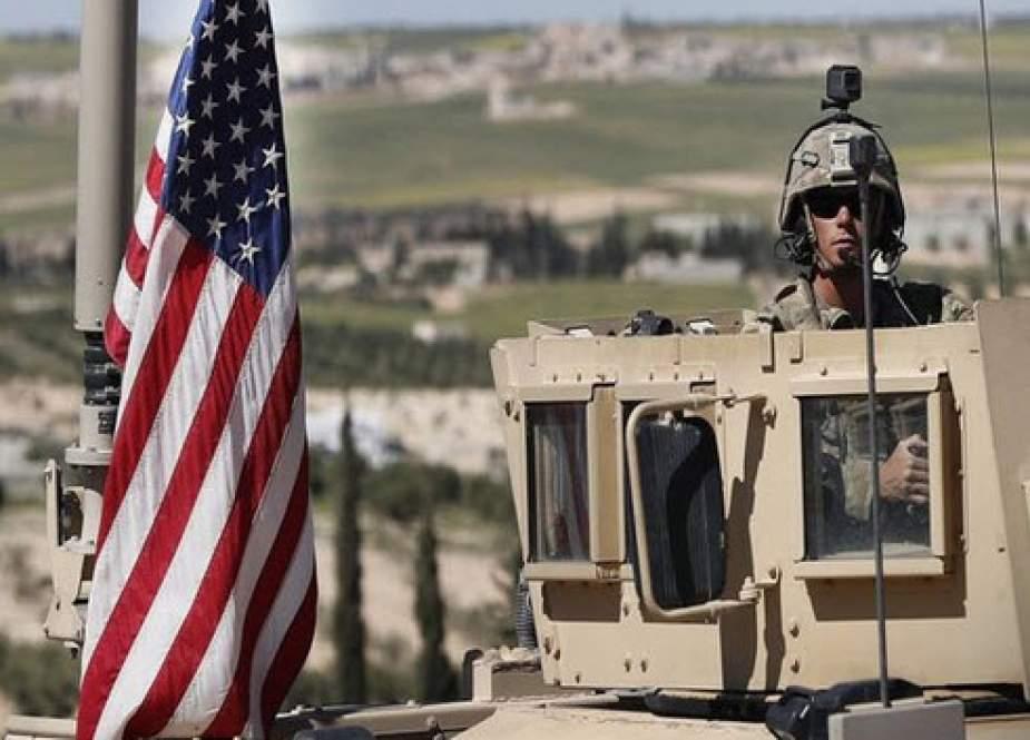 به این دلیل آمریکا از منطقه خاورمیانه خارج نخواهد شد