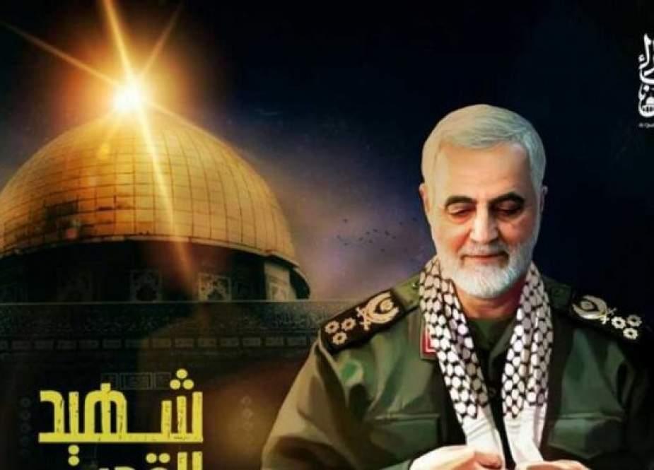 ایران ، فلسطین را تنها نمیگذارد