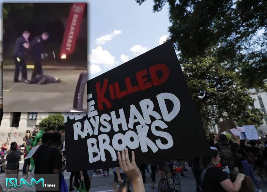 ŞOK: ABŞ-da daha bir qaradərili polis tərəfindən öldürüldü