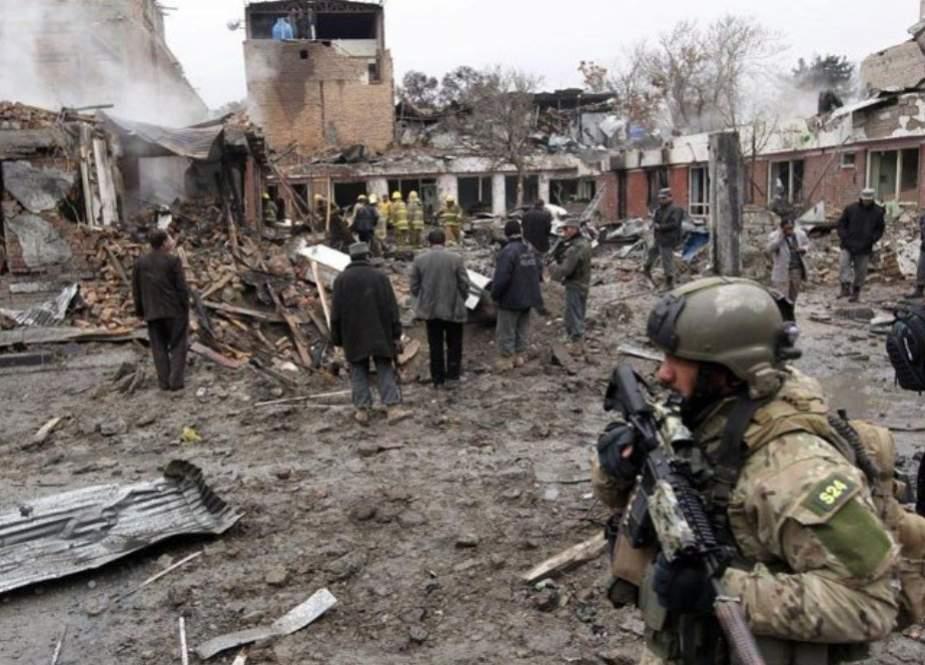 افغانستان، طالبان کے دو حملوں میں 17 افغان اہلکار جاں بحق، متعدد زخمی