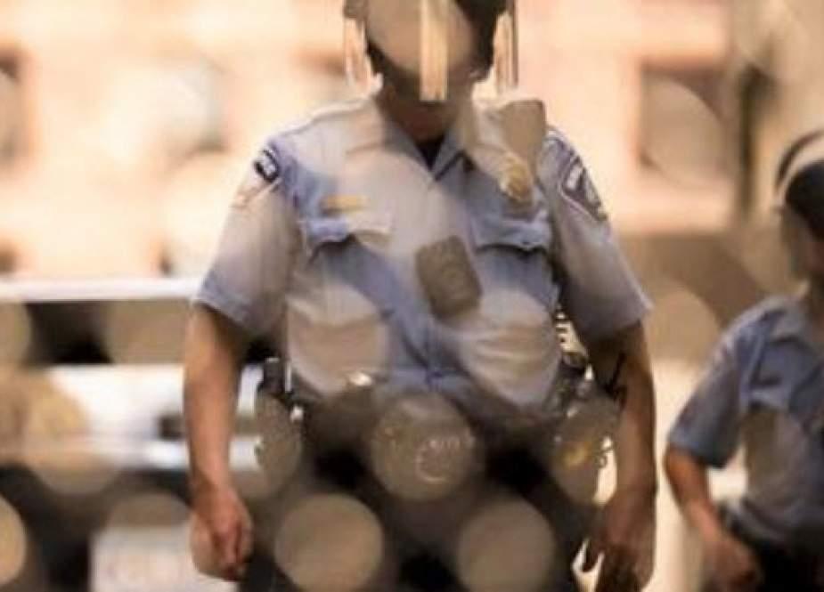 استعفای دستهجمعی افسران پلیس آمریکا