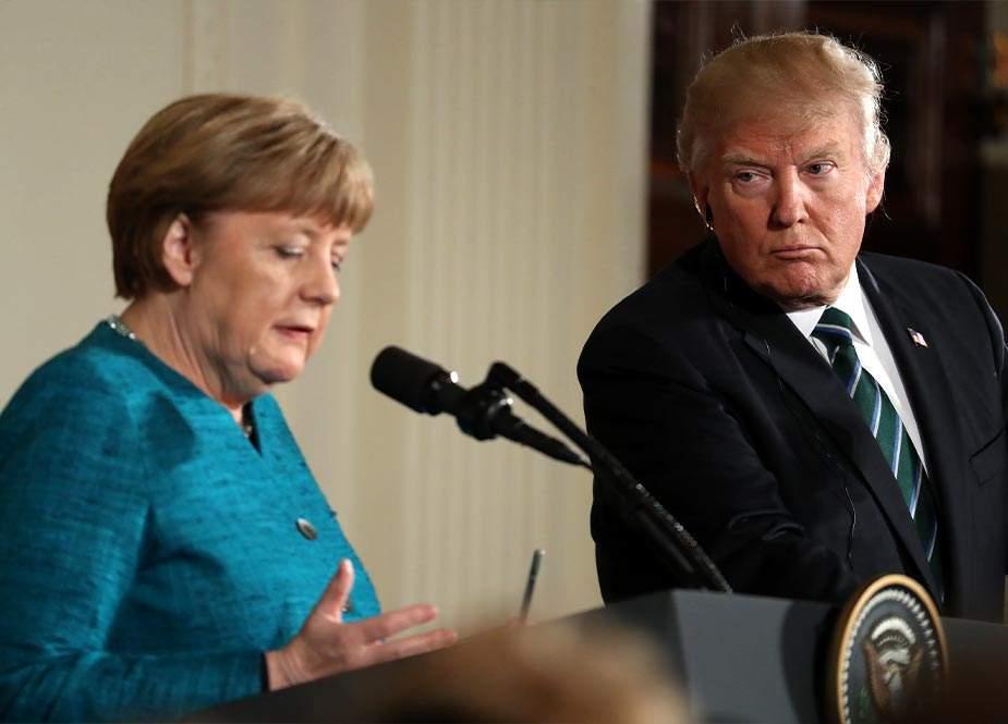 Bloomberg: Almaniya ABŞ-a qarşı sanksiyalar hazırlayacaq