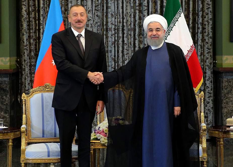 """""""Azərbaycanın ərazi bütövlüyü İranın regional strategiyasıdır"""""""