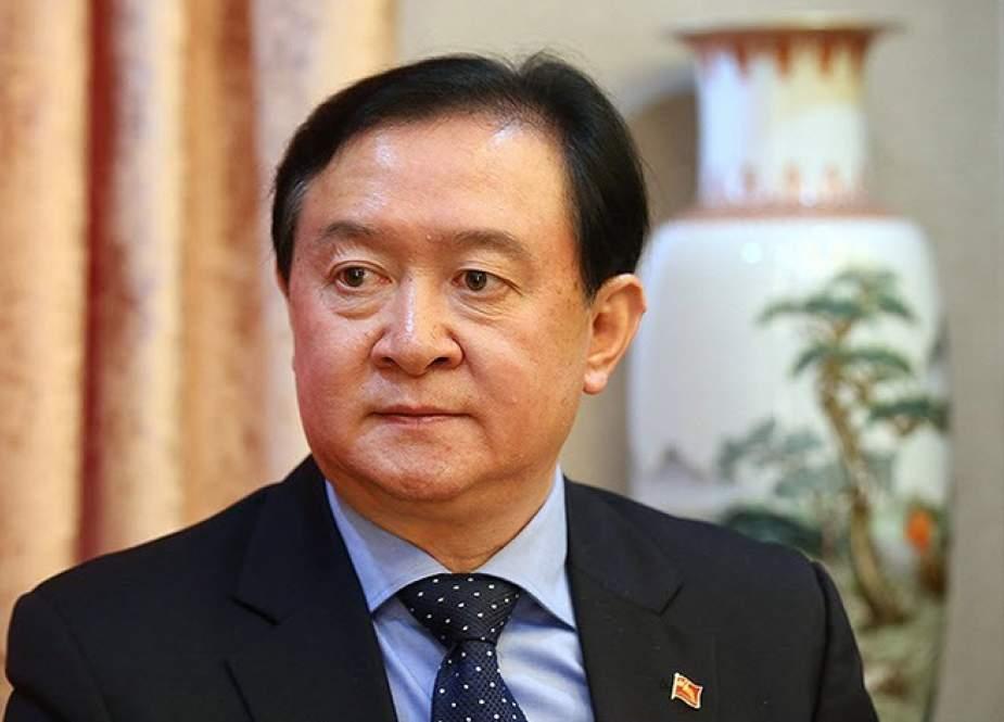 سفیر چین: آمریکا نمیتواند از مکانیزم ماشه استفاده کند
