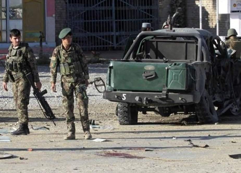 افغانستان میں سیکیورٹی فورسز پر حملے میں 13 اہلکار جاں بحق، 10 زخمی