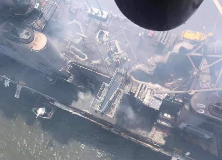 مروری بر انفجارها و آتشسوزیهای روزهای اخیر آمریکا