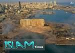 Beyrutda partlayışın yeddi tərəfdən videoları