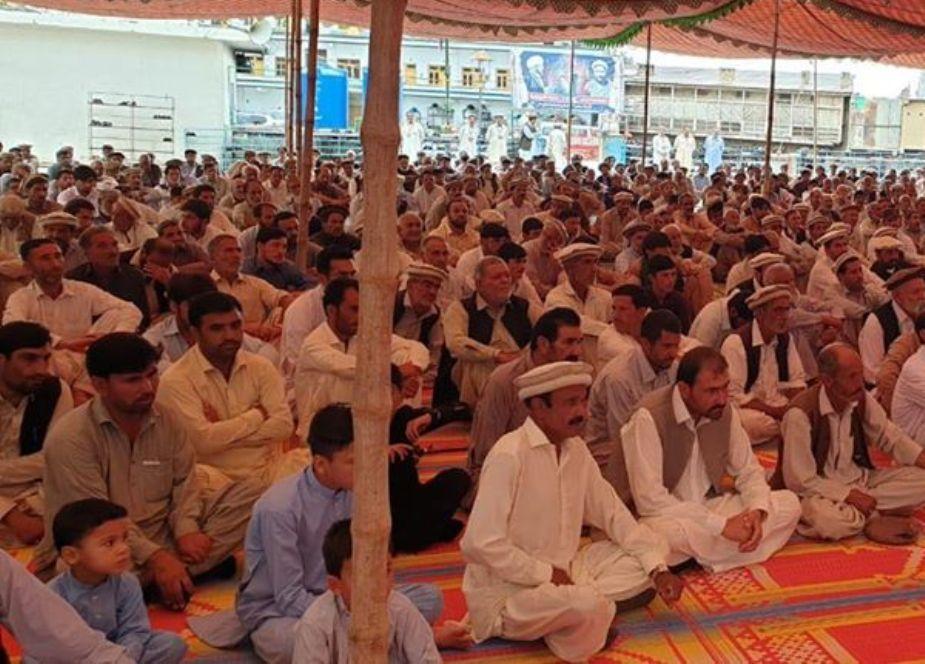 پاراچنار میں عید غدیر کا دو روزہ جلسہ