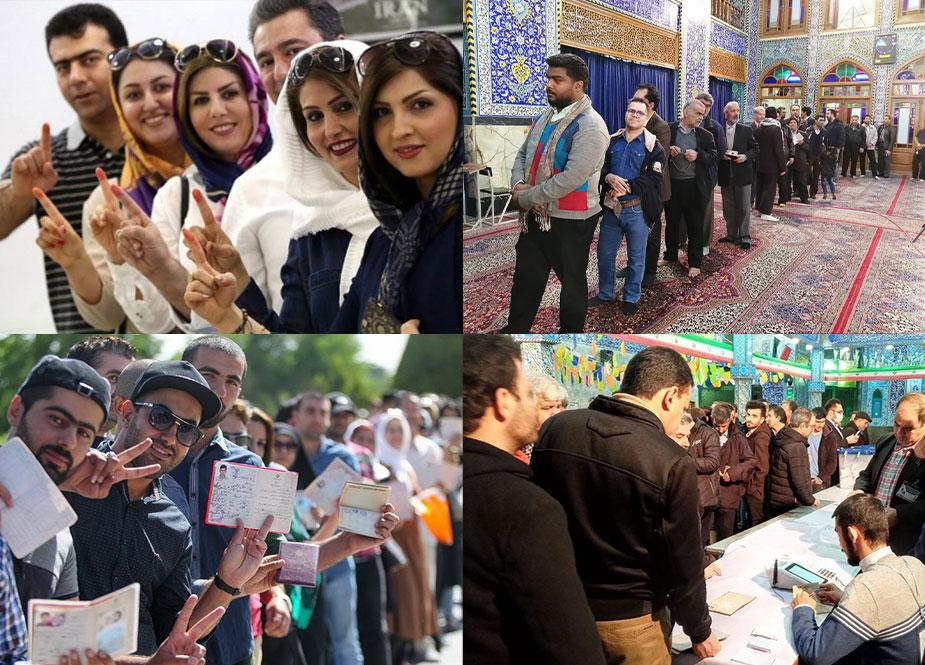 İranda prezident seçkisinin tarixi bəlli oldu