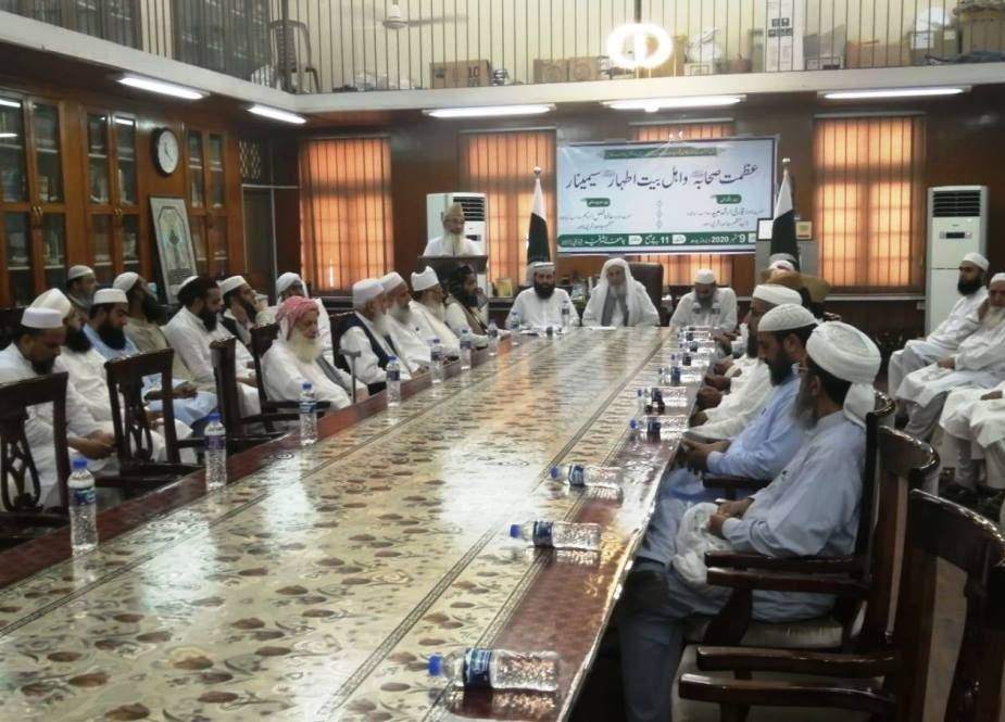 دیوبندی جماعتوں کا تحفظِ بنیادِ اسلام بل فوری نافذ کرنے کا مطالبہ