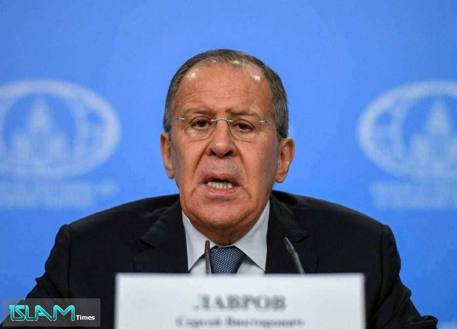 Lavrov: ABŞ-ın İrana sanksiya tətbiq etmək üçün qanuni bir yolu yoxdur!