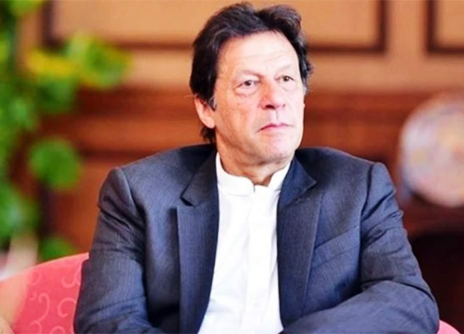 عمران خان کا کشمیر کے حق میں آواز اٹھانے پر ترک صدر سے اظہار تشکر
