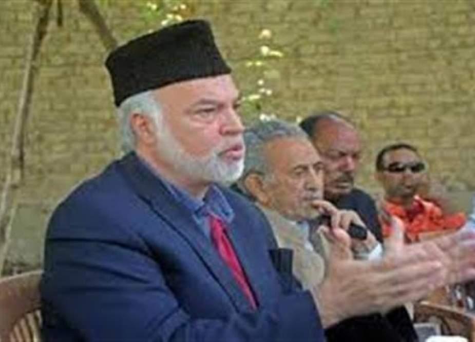 ایڈوکیٹ بابر قادری کی ہلاکت نے  بھارتی حکومت کے دعوں کی پول کھول دی ہے، مظفر شاہ