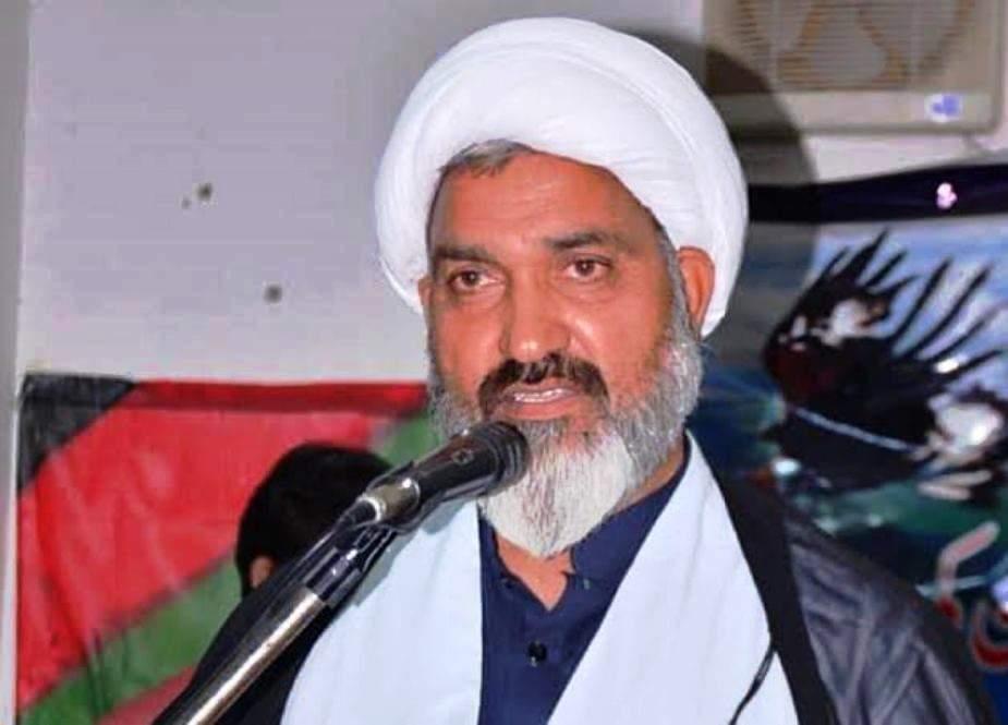 اربعین حسینی پر اپنے گھروں سے نکل کر حسینی ہونے کا ثبوت دیں، علامہ عبدالخالق اسدی