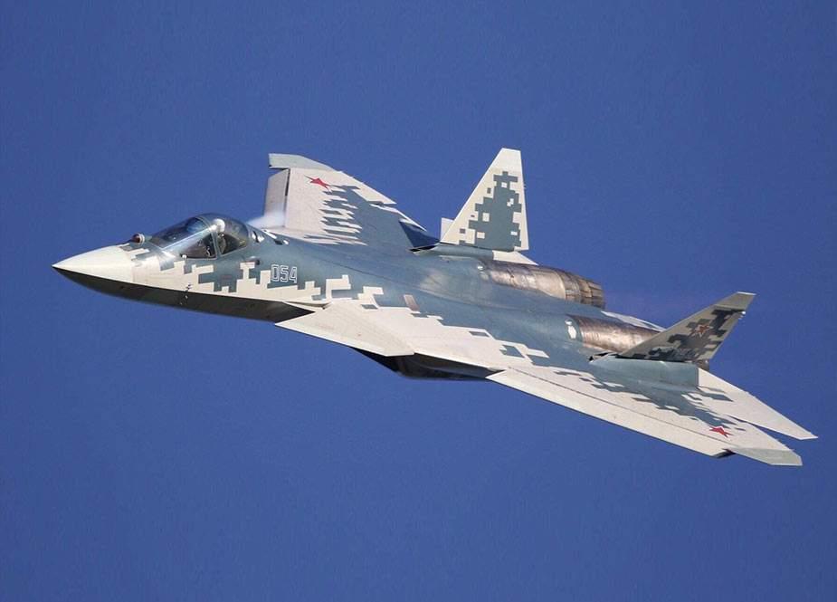 """ABŞ mətbuatı Rusiyanın """"Su-57"""" qırıcısının silah təchizatını yüksək qiymətləndirib"""