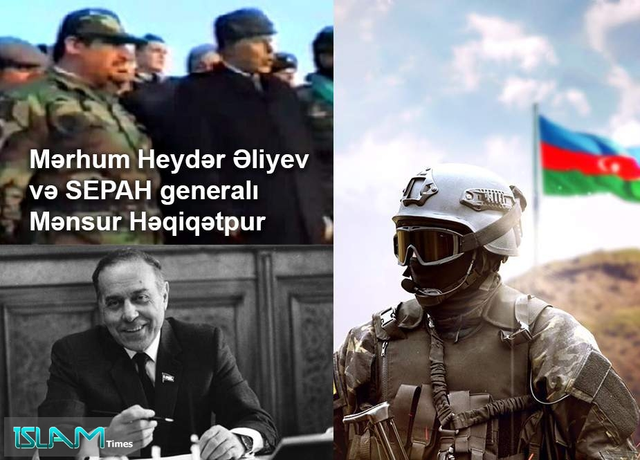 SEPAH-dan Azərbaycana növbəti dəstək - Qarabağ Azərbaycandır!